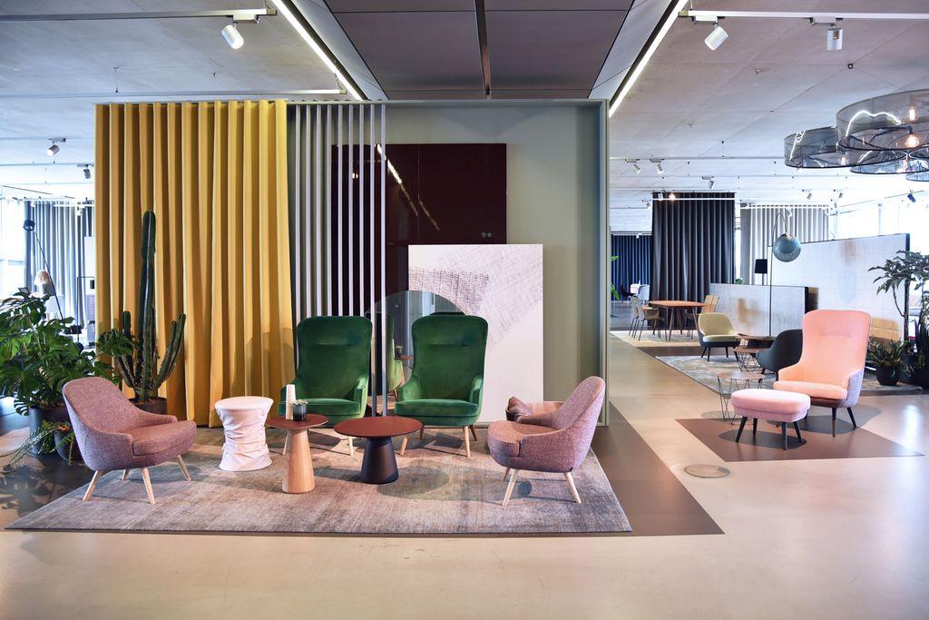 Walter Knoll Redesign Showroom In Herrenberg Germany Bellavita Luxury